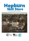 Hepburn Skill Store CLUNES Report Front Cover