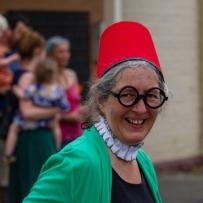 Treasurer, Fiona Patton