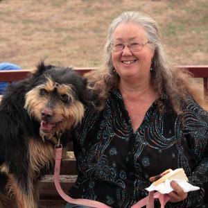 Volunteer, Ann Jeffree