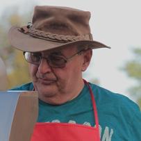 Volunteer, Stephen Arrowsmith