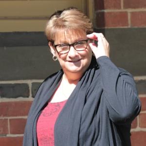 Volunteer, Sue Robinson